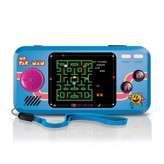 My Arcade® Ms. PAC-MAN™ Pocket Player™