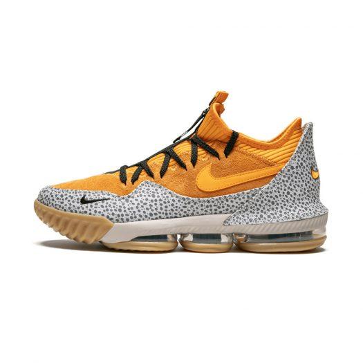 Nike LeBron 16 Low Atmos Safari