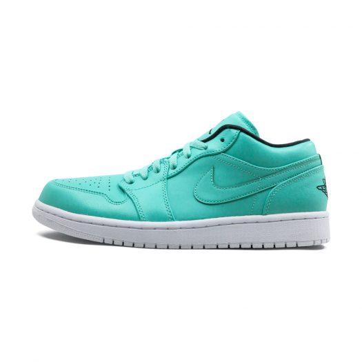 Jordan 1 Low Hyper Turquoise