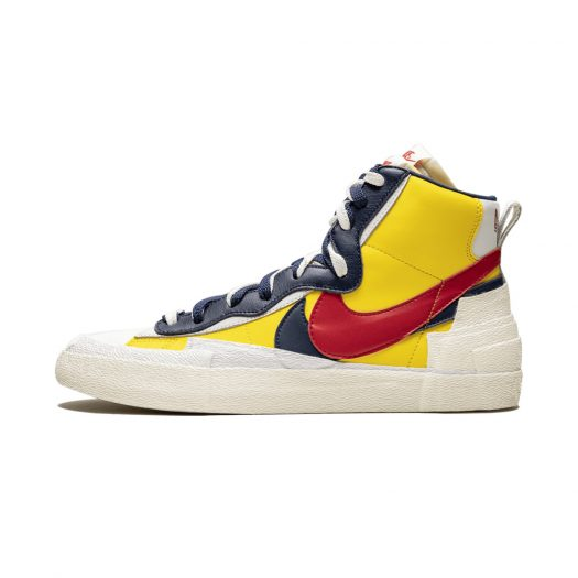 Nike Blazer Mid sacai Snow Beach