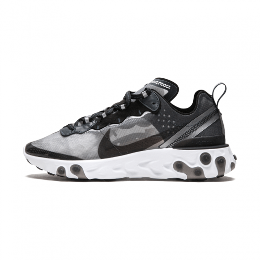 Nike React Element 87 Anthracite Black