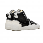 Nike Blazer Mid sacai Black Grey
