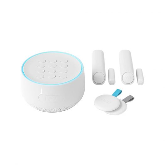 Nest Secure Alarm System