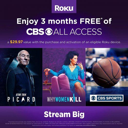 Roku Premiere Streaming Media Player 3920RW