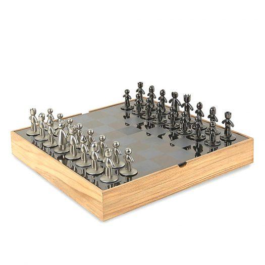 Buddy Chess Set by Umbra