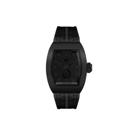 OVERDRIVE Watch GT Edition - Full Black