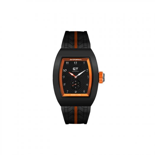 OVERDRIVE Watch GT Edition - Orange