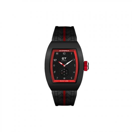 OVERDRIVE Watch GT Edition - Red