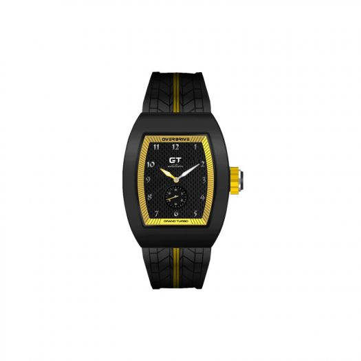 OVERDRIVE Watch GT Edition - Yellow