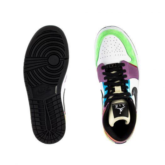 Jordan 1 Mid SE Multi-Color (W)
