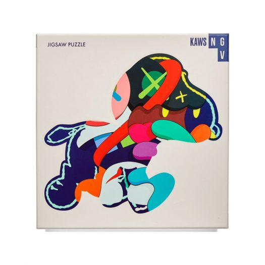 KAWS Stay Steady Puzzle Multi