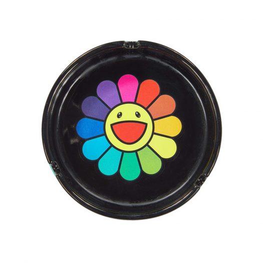 Takashi Murakami ComplexCon Flower Ashtray Multicolor