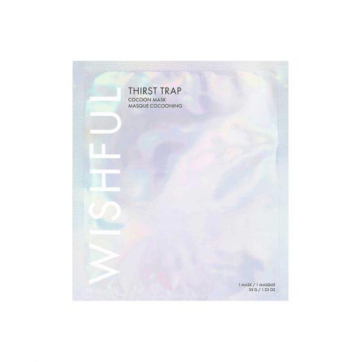 Huda Beauty WISHFUL Thirst Trap Hydrating Sheet Mask 35g