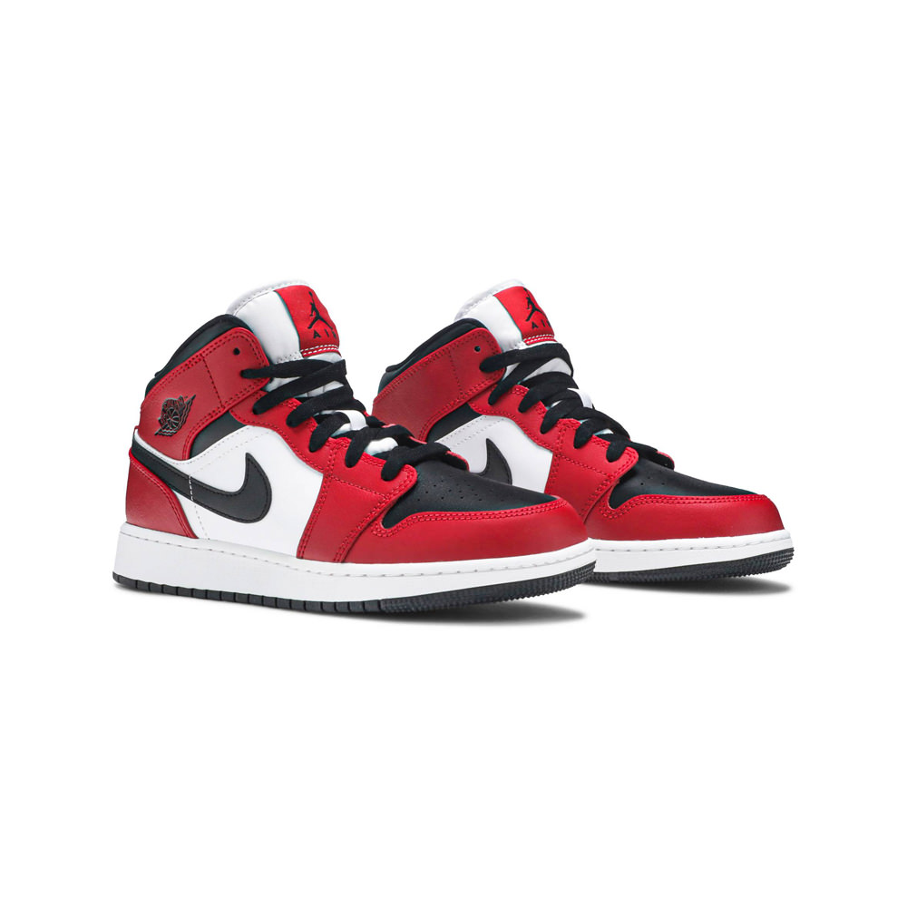 air jordan 1 mid gs chicago
