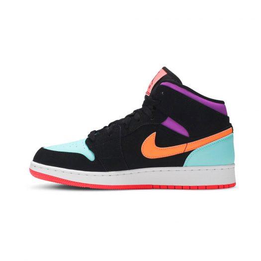Jordan 1 Mid Multi-Color (GS)