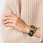 Versace Velt00119 Sport Tech Steel And Rubber Watch