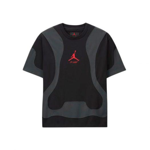 Off-white X Jordan Tee Black
