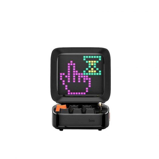 The Tech Bar Divoom Ditoo Pixel Art Bluetooth Speaker
