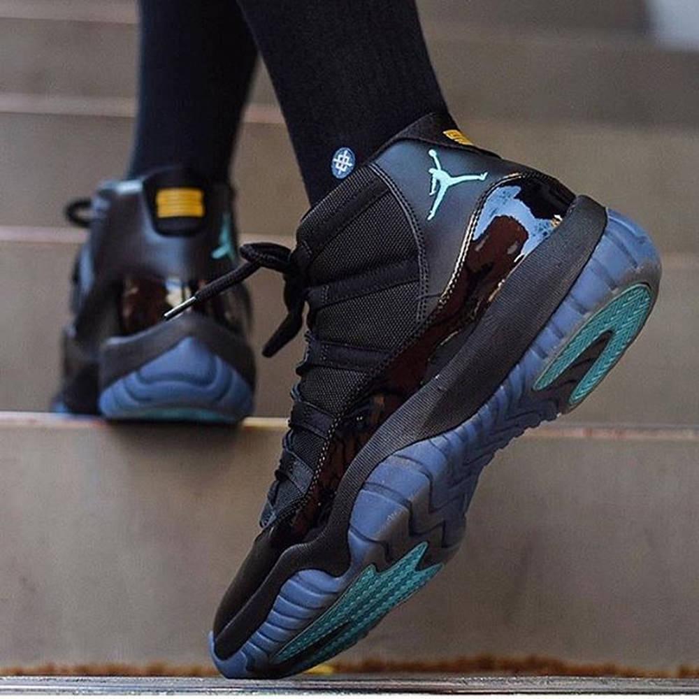 Jordan 11 Retro Gamma Blue