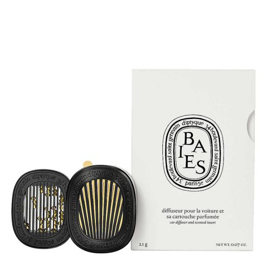 Diptyque Car Diffuser With Baies Insert