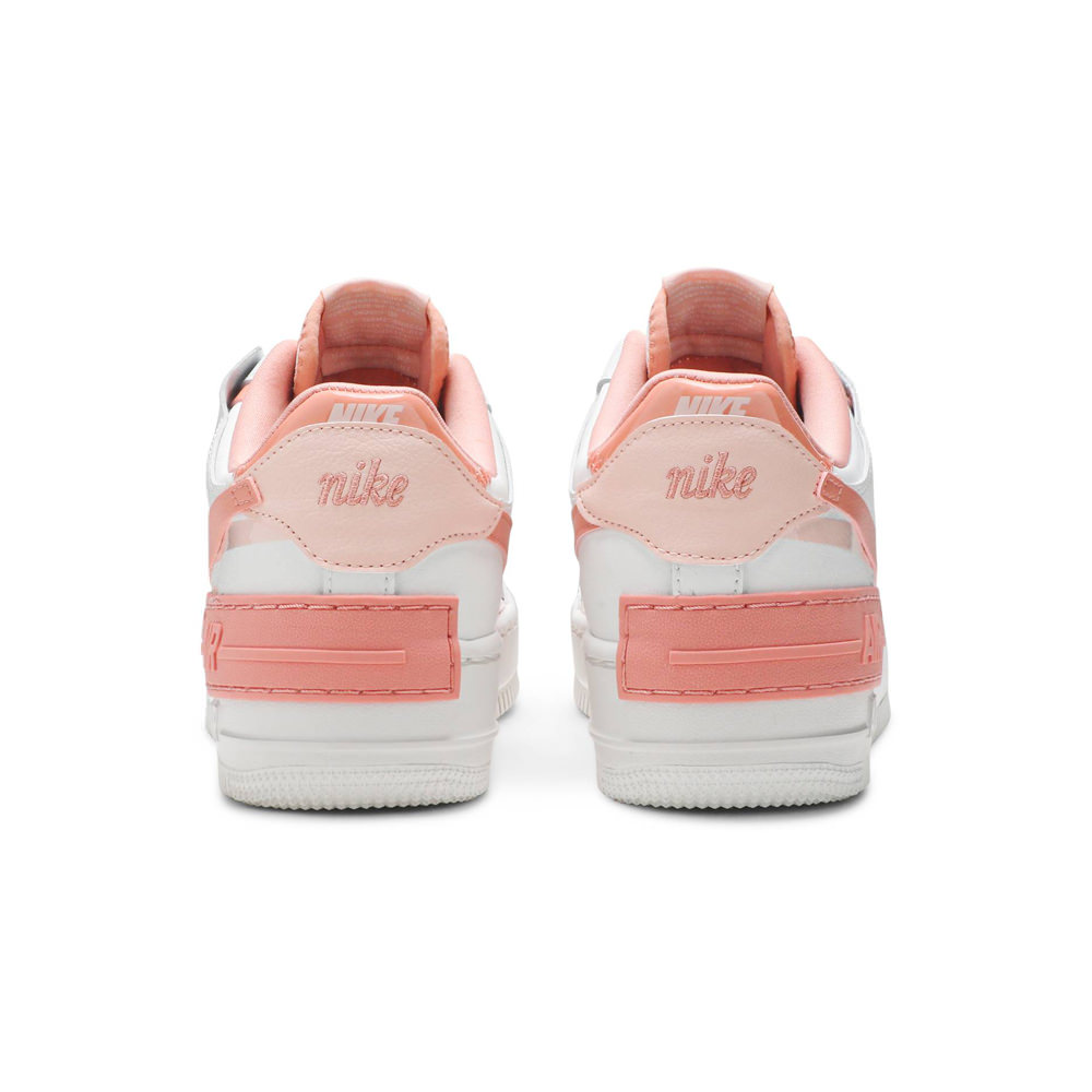 Nike Air Force 1 Shadow White Coral Pink W Ofour If you want something that is universally appealing, the air force 1 low is here to meet your needs. nike air force 1 shadow white coral pink w