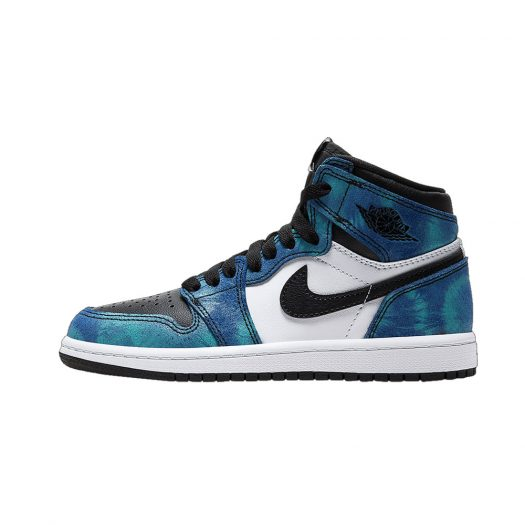 Jordan 1 Retro High Tie Dye (PS)