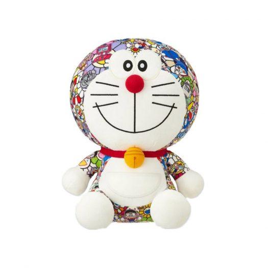 Takashi Murakami X Uniqlo X Doraemon Plush Toy Multi