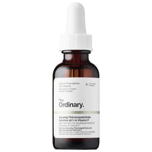 The Ordinary Ascorbyl Tetraisopalmitate Solution 20% In Vitamin F 30ml
