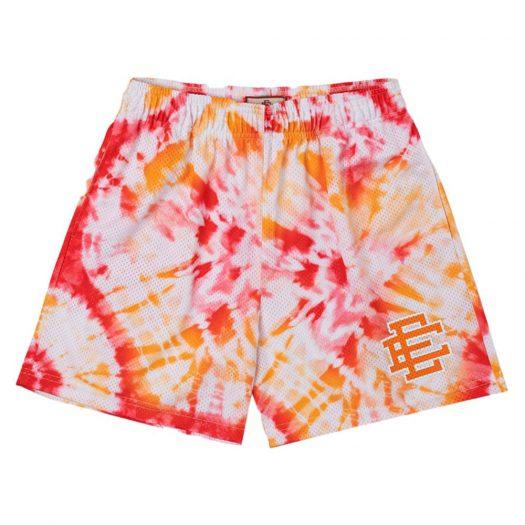 Eric Emanuel EE Basic Shorts Starburst Tie Dye