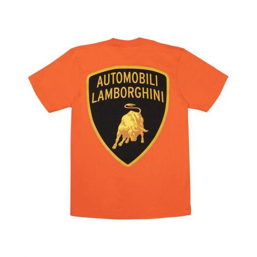 Supreme Automobili Lamborghini Tee Orange
