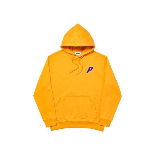 Palace Tri-Chenille Hood Yellow