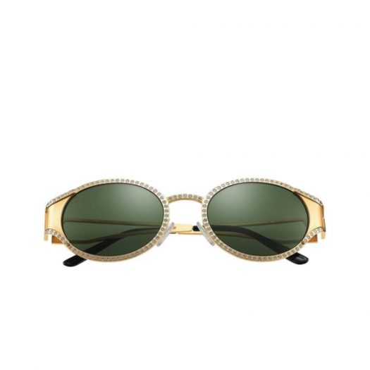 Supreme Miller Sunglasses Gold