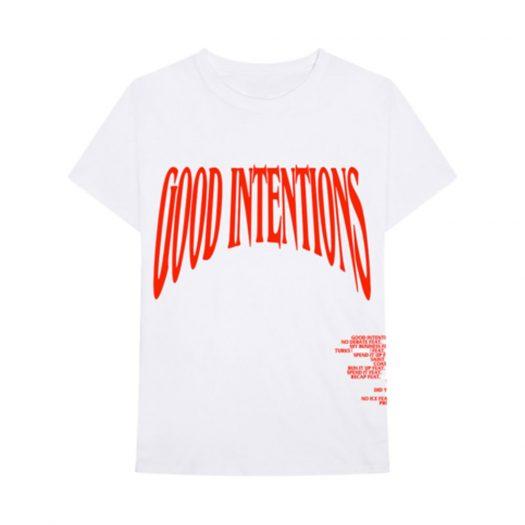 Nav x Vlone Good Intentions Tee White