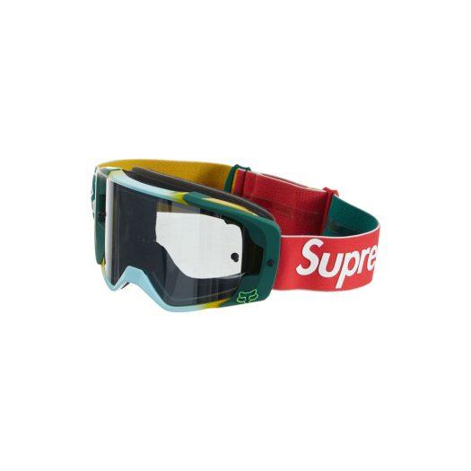 Supreme Honda Fox Racing Vue Goggles Moss