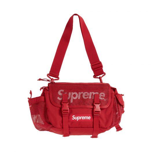 Supreme Waist Bag (SS20) Dark Red
