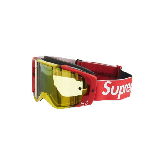 Supreme Honda Fox Racing Vue Goggles Red