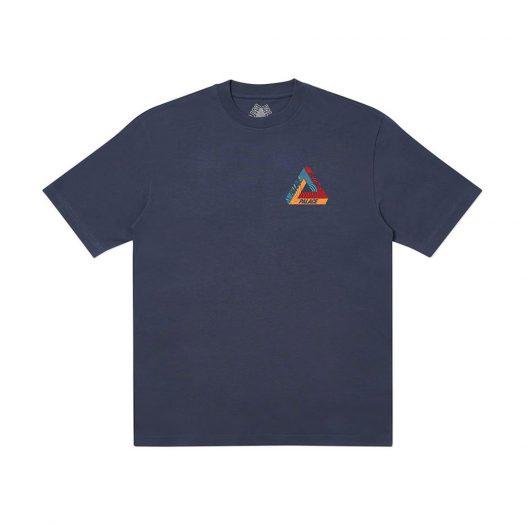Palace Tri-Tex T-Shirt Navy