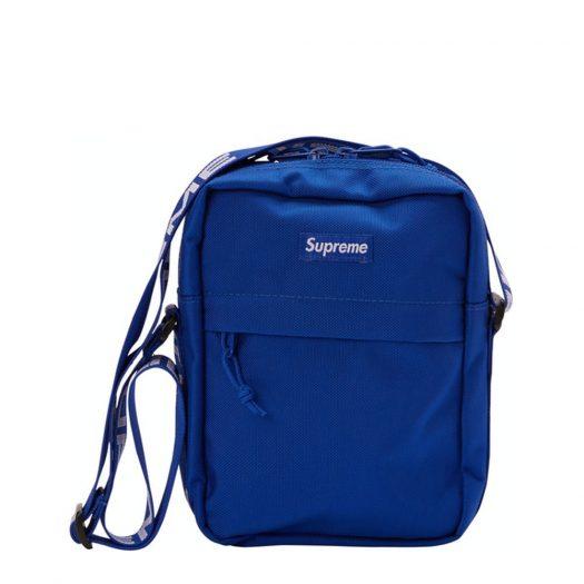 Supreme Shoulder Bag (SS18) Royal