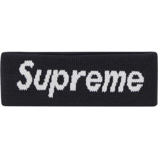 Supreme Nike NBA Headband Black
