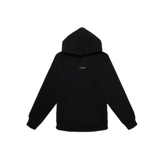 Supreme Digital Logo Hooded Sweatshirt Black