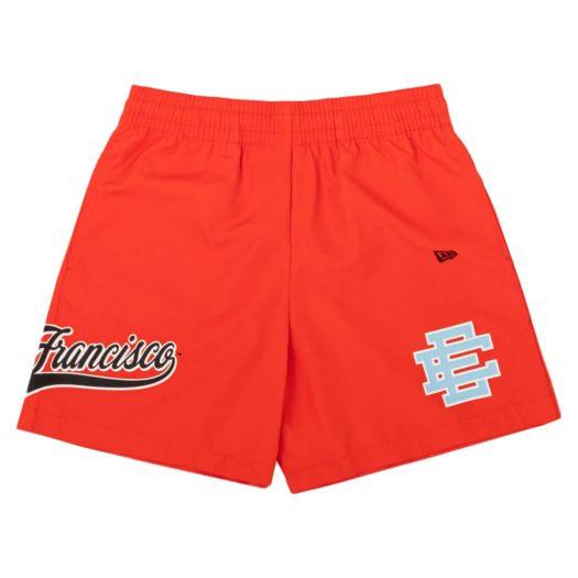 Eric Emanuel EE Basic Giants Short Orange