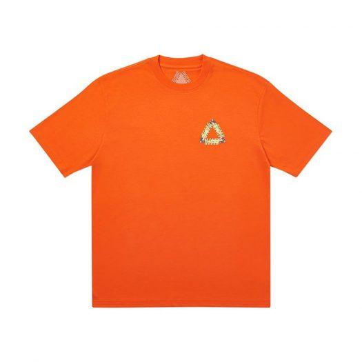 Palace Tri-Pumping T-Shirt Red
