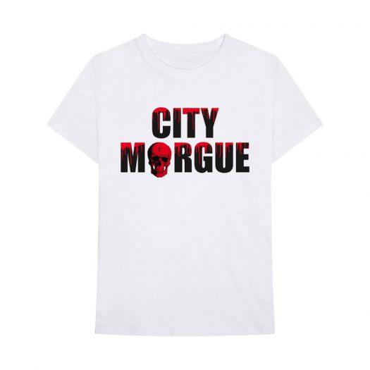 City Morgue x Vlone Drip Tee White