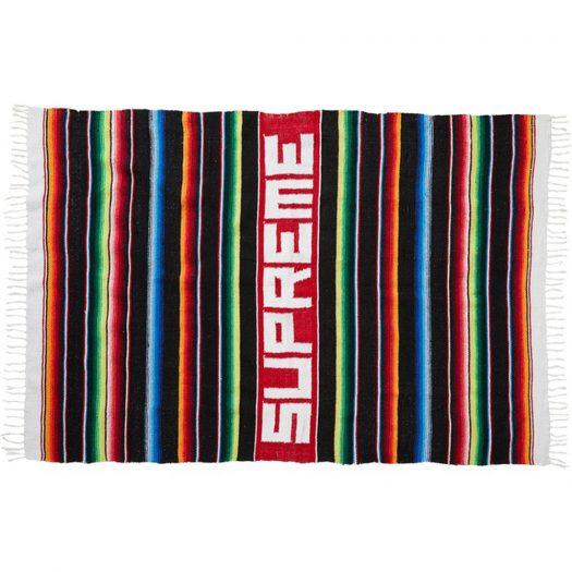 Supreme Serape Blanket Multicolor