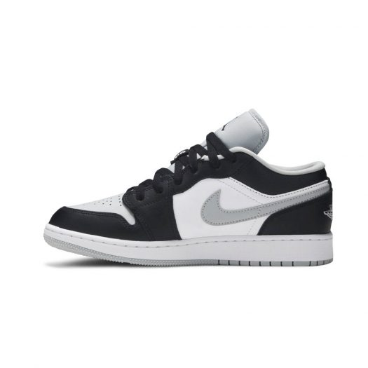 Jordan 1 Low Grey Toe (GS)