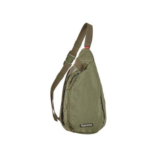 Supreme Sling Bag Olive