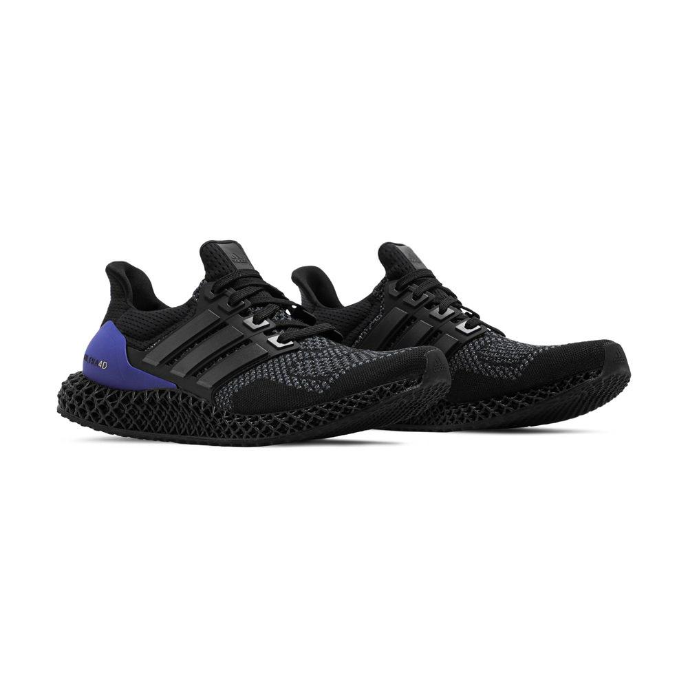 adidas Ultra4D Black Purple