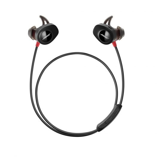 Bose SoundSport Pulse Wireless In-Ear Headphones - Red
