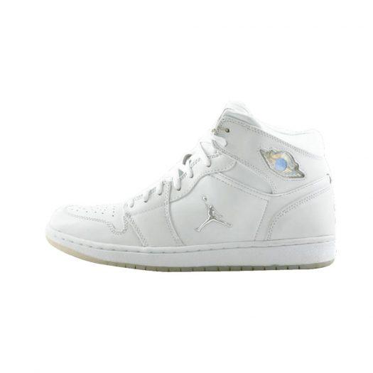 Jordan 1 Retro White Chrome (2002)