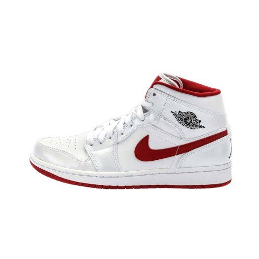 Jordan 1 Retro White Gym Red